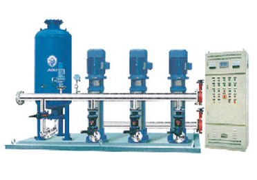 专业提供生活气压供水成套设备图片